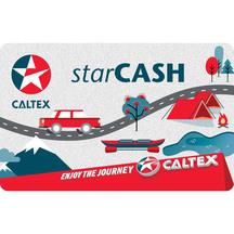 Caltex $30 Gift Card