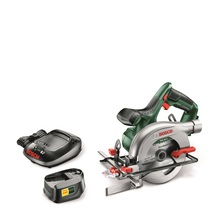 Bosch PKS 18 LI Cordless Circular Saw with Battery & Charger