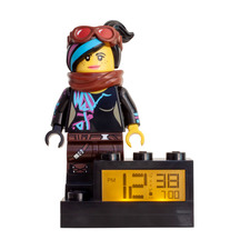 LEGO Movie Digital Clock - Wyldstyle