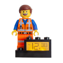 LEGO Movie Digital Clock - Emmet
