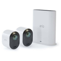 Arlo Ultra 4K HDR Wi-Fi Security System - 2 Camera Pack