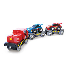 Hape Race Cars & Transporter