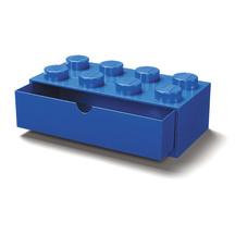 Lego Desk Draw - Large Blue