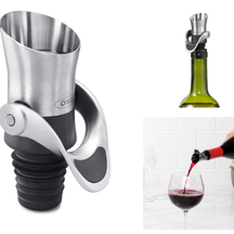 OXO Steel Wine Stopper & Pourer