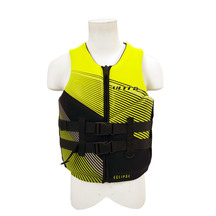 Eclipse Neoprene Watersports Vest - Hi Viz