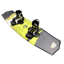 Carbine Wakeboard Package 139cm Board with Bindings