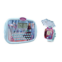 Vtech Frozen 2 Anna & Elsa Watch & Tablet Bundle