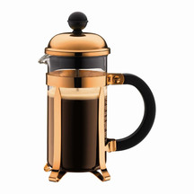 Bodum Chambord Copper Coffee Maker 3 cup