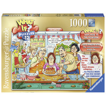 Ravensburger - What If No 12 The Cake Off 1000pc Puzzle