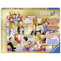 Ravensburger - What If No 16 The Wedding 1000pc Puzzle