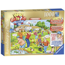 Ravensburger - What If No 17 Golf Was Easy 1000pc Puzzle