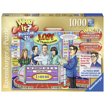 Ravensburger - What If No 21 The Game Show 1000pc Puzzle