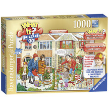 Ravensburger - What If No 20 Christmas Lights 1000pc Puzzle
