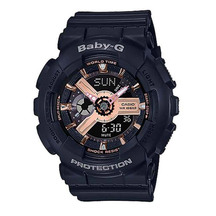 Casio Baby-G Ana/Dig Duo BA110RG-1A