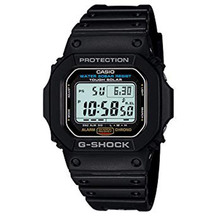 Casio Digital Solar Powered Watch G5600E-1D