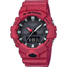 Casio G-Shock Analogue Digital Duo Watch GA800-4A