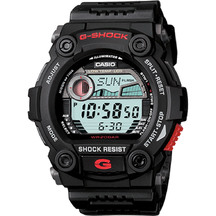 Casio G-Shock Digital Moon Tide Watch CAS - G7900-1D