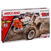 Meccano 15 Model Set - Rock Crawler