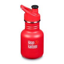 Klean Kanteen Kids 355ml Kanteen with Sport Cap