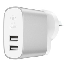 Belkin BoostUp 2-Port Fast Wall Charger