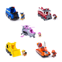 Paw Patrol - Themed Vehicles