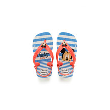 Havaianas Baby Disney Classics - White/Strawberry