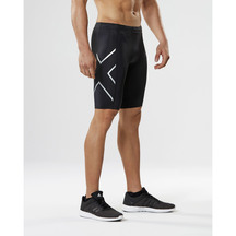 2XU Mens Compression Short - Black