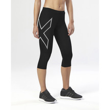 2XU Compression 3/4 Tights - Black