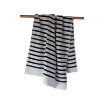 Seneca Beach Resort Stripe Navy Towel