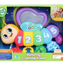 Leapfrog Baby Counting Butterfly