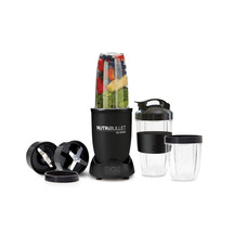 Nutribullet 900W Black Mega Pack