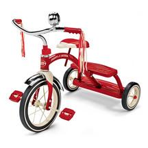 Radio Flyer Classic Red Dual Deck Trike