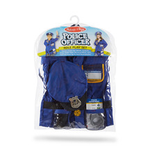 Melissa and Doug Police Officer Costume Role Play Set