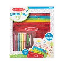 Melissa and Doug Stencil set
