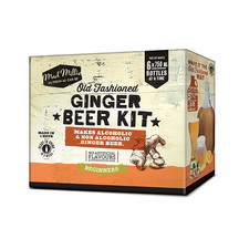 Mad Millie Old Fashioned New Ginger Beer Kit