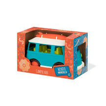 Wonder Wheels Retro Van