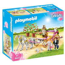 Playmobil Wedding Carriage