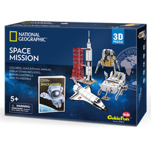 Cubic Fun National Geographic Space Mission