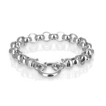 Kagi Silver Steel Me Bracelet Medium