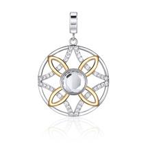 Kagi Sunburst pendant