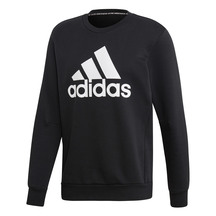 Adidas Badge of Sport Crew Black/White
