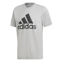 Adidas Badge of Sport T-Shirt Grey/Black