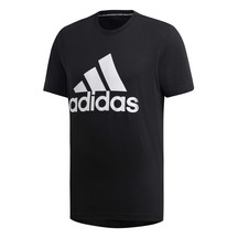Adidas Badge of Sport T-Shirt Black/White