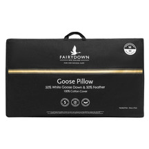 Fairydown Goose 50/50 Standard Pillow