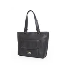 Cellini Serena Zip Top Tote Bag Black