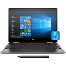 "HP 13.3"" Spectre X360 256GB - Dark Ash"