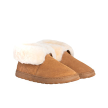 Kiwi Gear Raglan Ladies Slipper - Chestnut