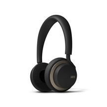 JAYS u-Jays Wireless Headphones - Black/Gold