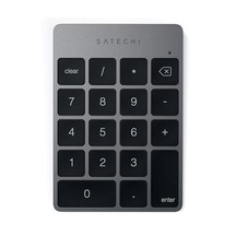 SATECH Slim Wireless Keypad