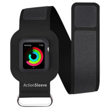 TWELVESOUTH ActionSleeve for Apple Watch - Black